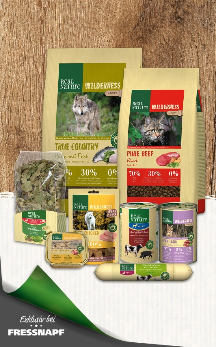 Real Nature Produkte
