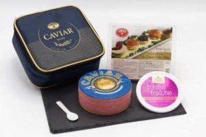 Paddlefish Caviar Gift Set