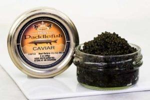 Paddlefish Caviar 2 oz (56g)