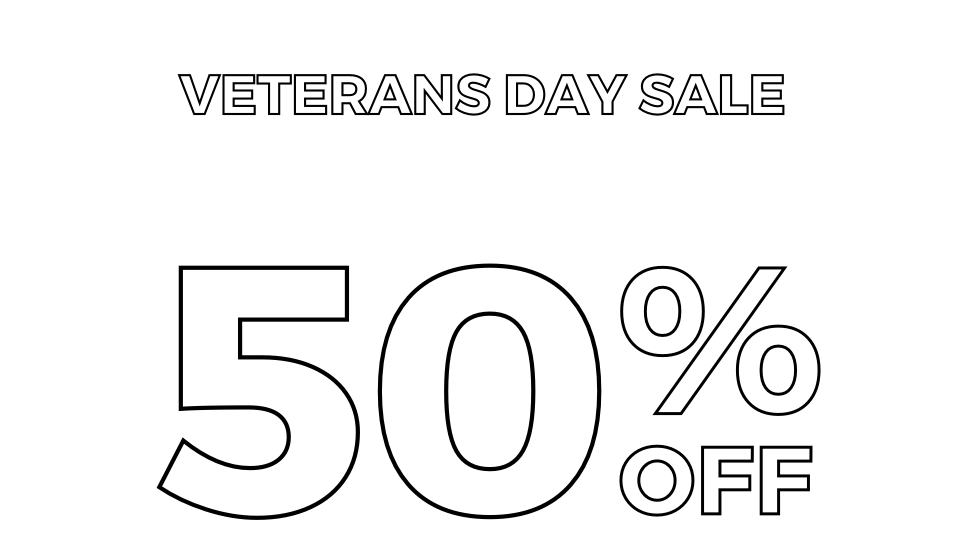 Beyond Value® Veterans Day Sale Up To 50% off