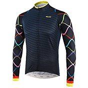 Arsuxeo Men's Long Sleeve Cycling Jersey ...