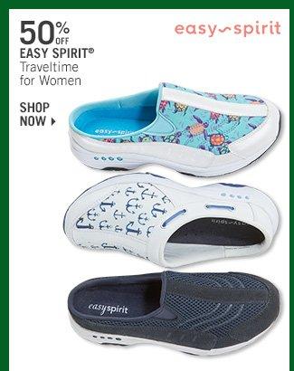 Shop 50% Off Easy Spirit Traveltime