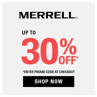 Merell Up to 30% OFF