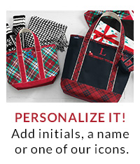 Personalize it! | Add initials, a name or one of our icons.