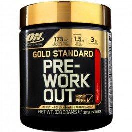 Optimum Nutrition Gold Standard Pre-Workout 330g
