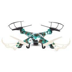 Refurbished Striker-X Camo 2.4GHz 4.5CH RC HD Camera Drone