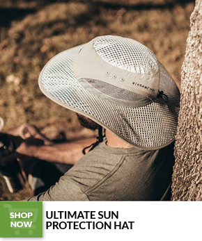 ULTIMATE SUN PROTECTION HAT