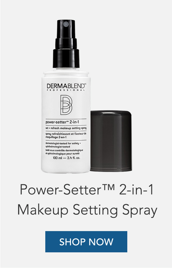 Power-Setter™ 2-in-1 Makeup Setting Spray - SHOP NOW