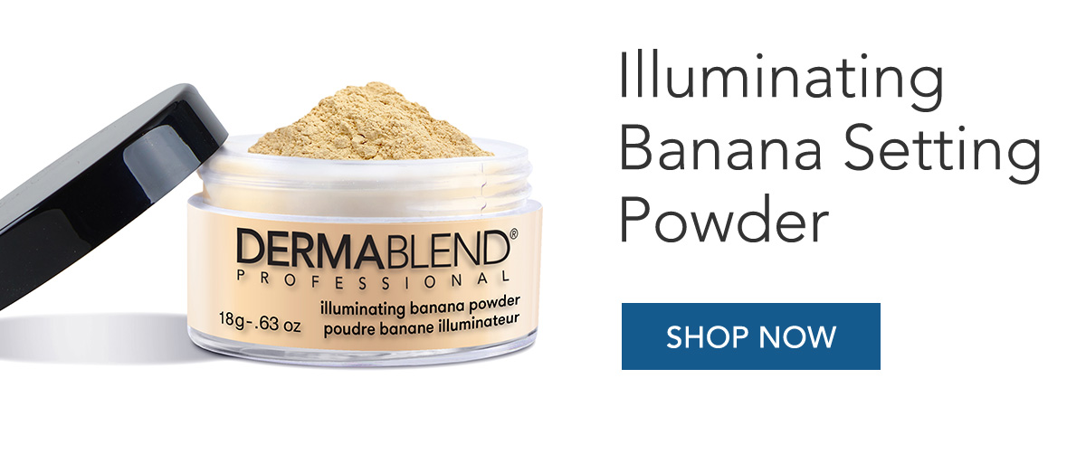 Illuminating Banana Setting Powder - SHOP NOW