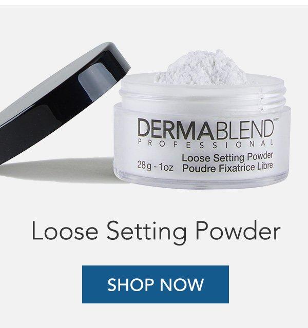 Loose Setting Powder - SHOP NOW