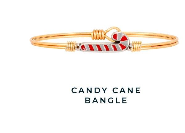 CANDY CANE BANGLE