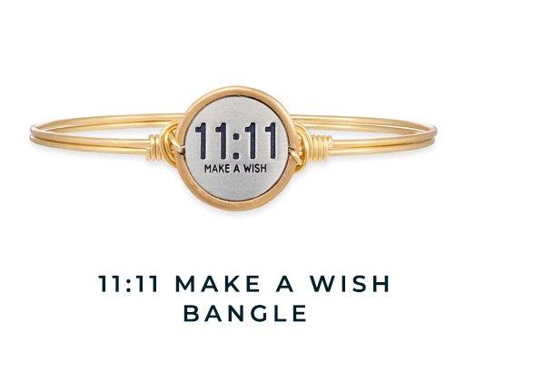 11:11 MAKE A WISH BANGLE