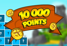 10 000 Points to be won
