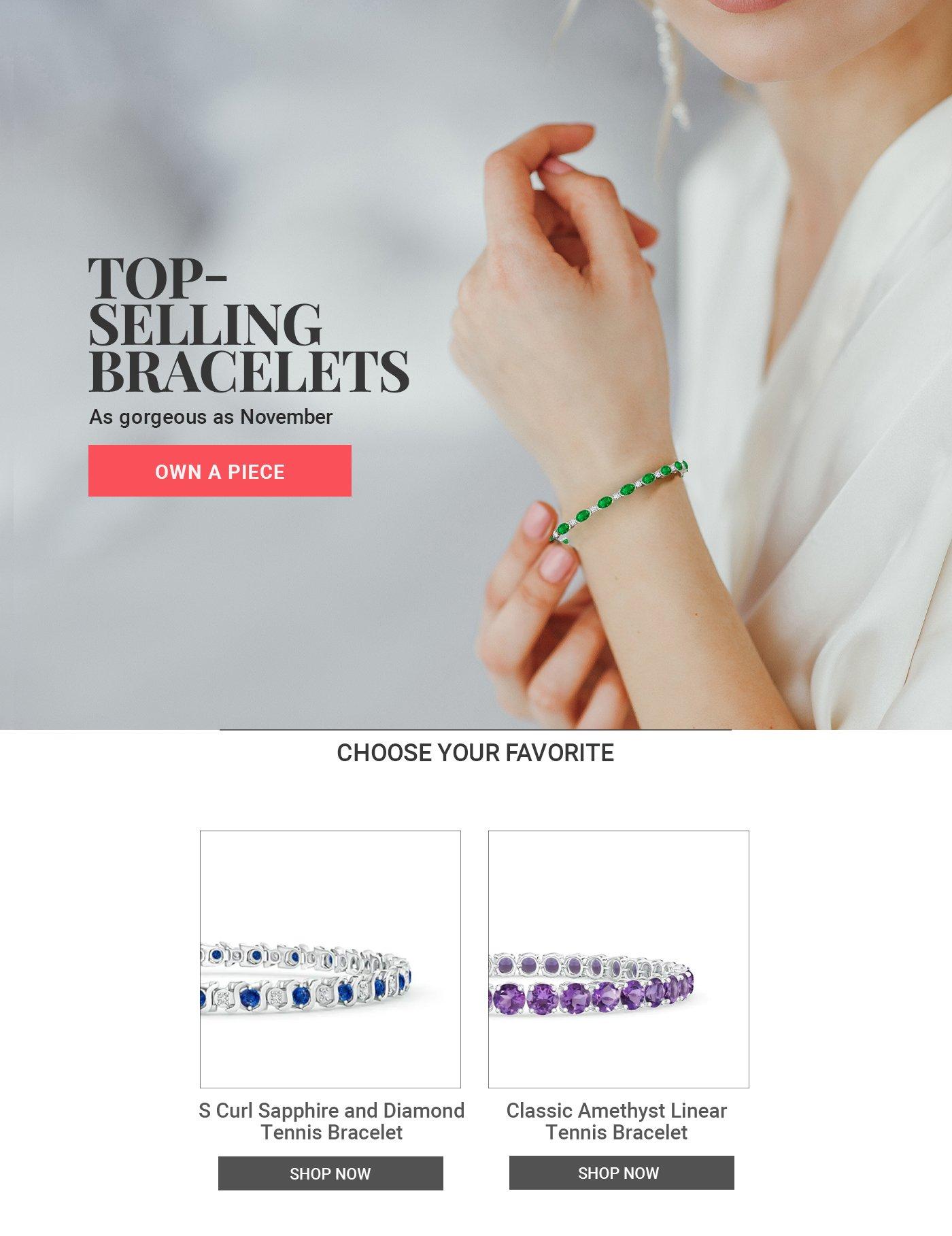 Top-selling Bracelets