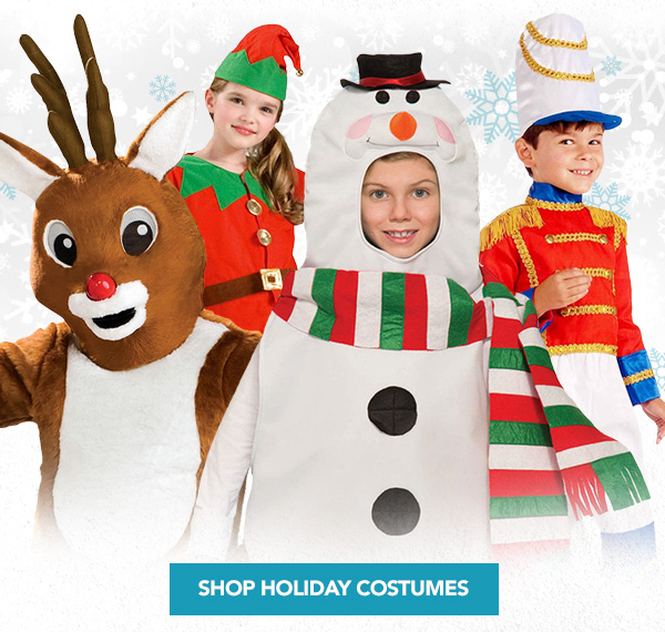 Shop Holiday Costumes