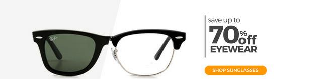Sunglasses on sale!