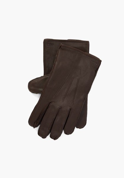 NAPPA LEATHER TOUCH GLOVES