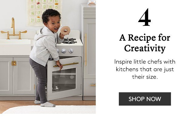 SHOP PLAY KITCHENS