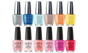 O.P.I. Six-Piece Nail Polish Set