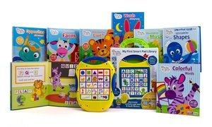 Baby Einstein My First Smart Pad Electronic Boxed Set (9-Piece)