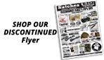 Discontinued Flyer