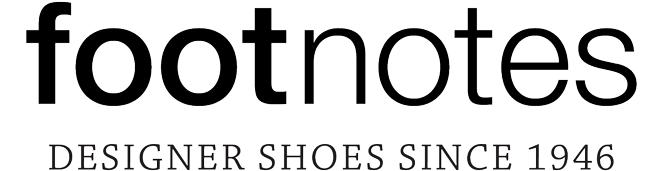 Footnotes Designer Shoes