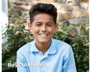 SHOP BOYS UNIFORMS