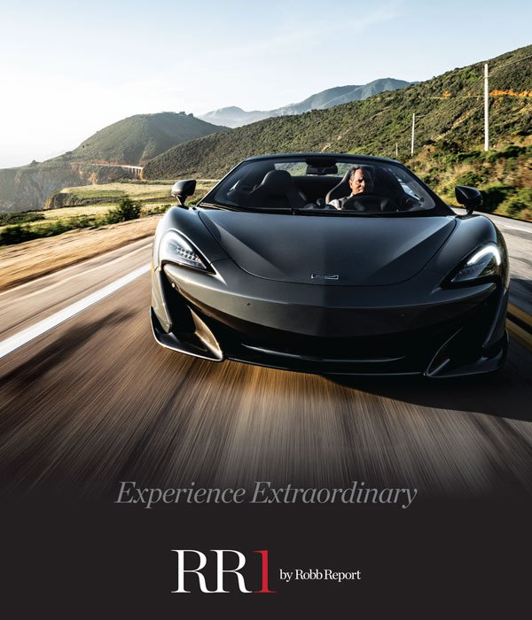 Experience Extraordinary with RR1 by Robb Report