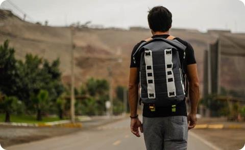 Ascendant Pack Modular Backpack is customizable both inside and out