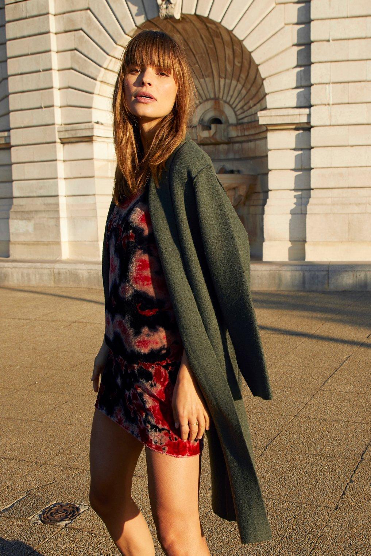 Addyson Coat - Charlotte Dress