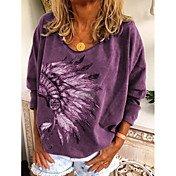 Tee-shirt Femme, Graphique Noir