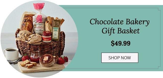 Chocolate Bakery Gift Basket