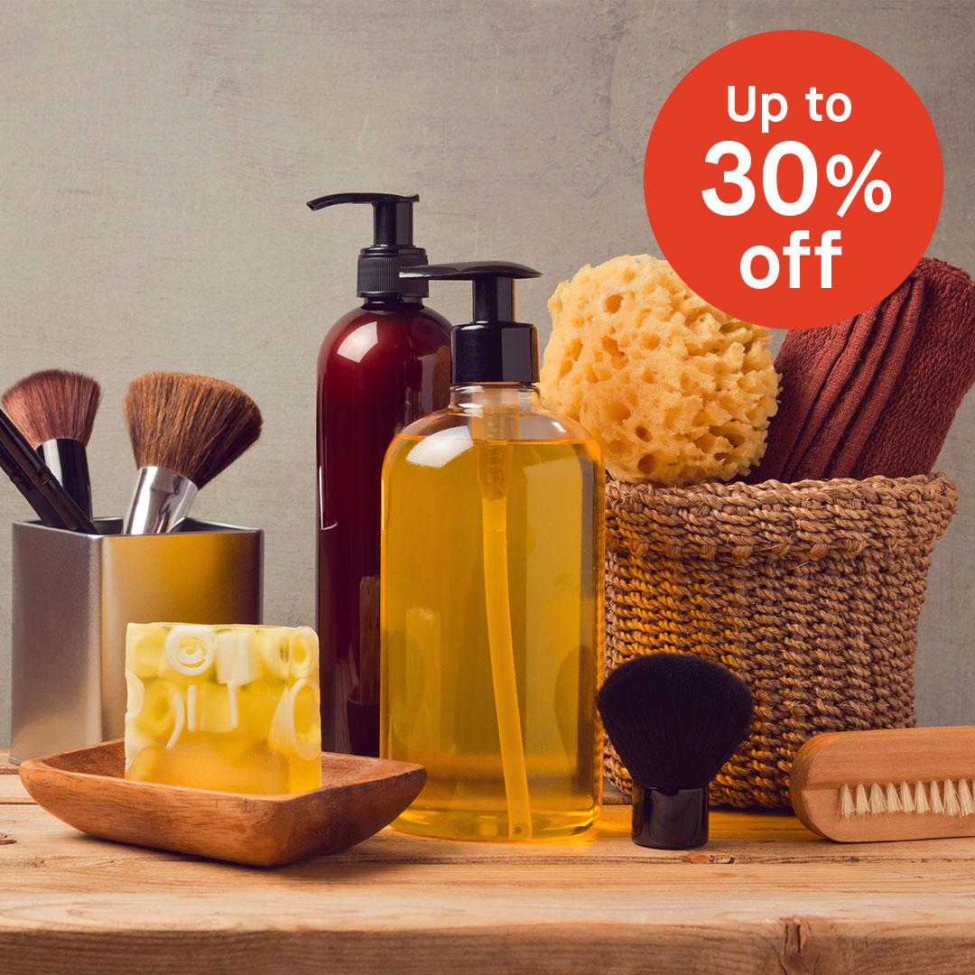 ENDS TOMORROW: Pamper and Preen With the Perfect Beauty Offers Up to 30% off