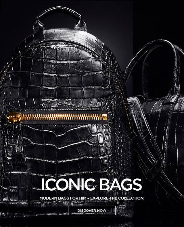ICONIC BAGS. DISCOVER NOW.