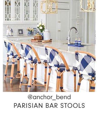 @anchor_bend - PARISIAN BAR STOOLS