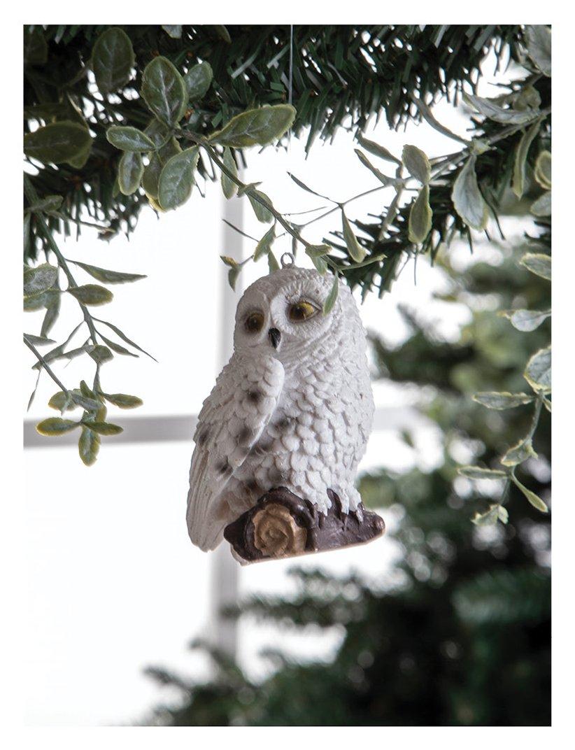 Snowy Owl Decoration