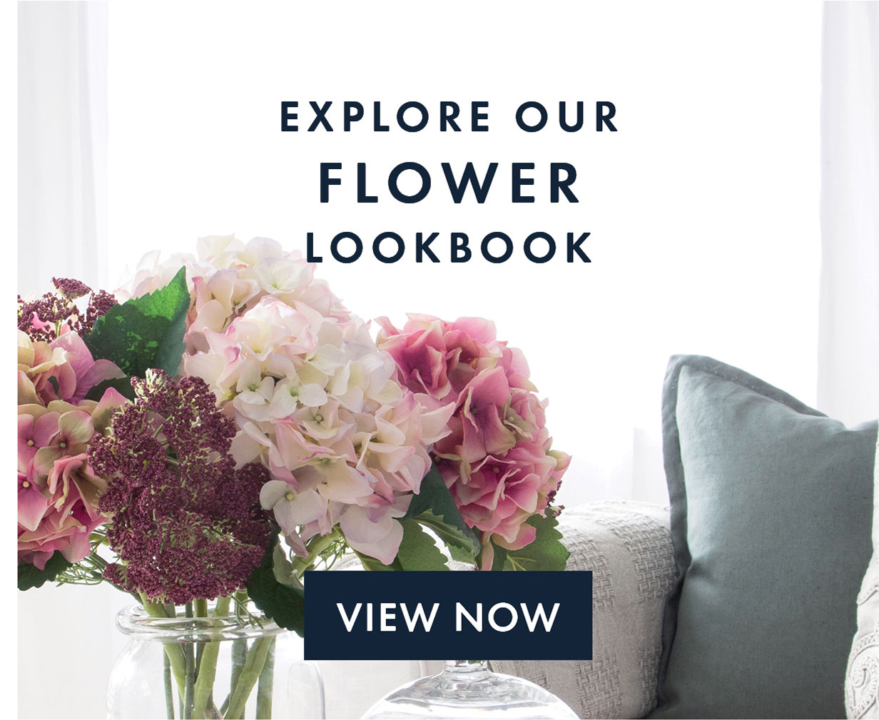 Explore Our Flower Lookbook