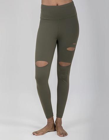 Olive legging