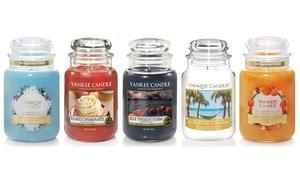 Yankee Candle Large Jar Selection