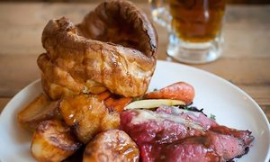 Sunday Roast for Two