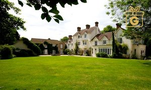 Hampshire:1 Night with Breakfast and Dinner
