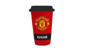 Personalised Football Coffee Cup