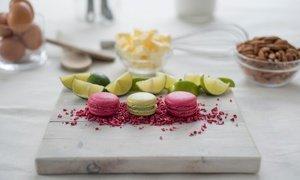 Luxury Macaron Baking Class