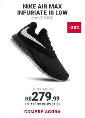 Tênis-Nike-Air-Max-Infuriate-III-Low---Masculino