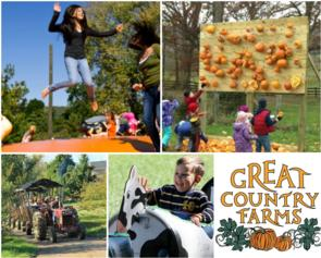 Great Country Farms November Admission
