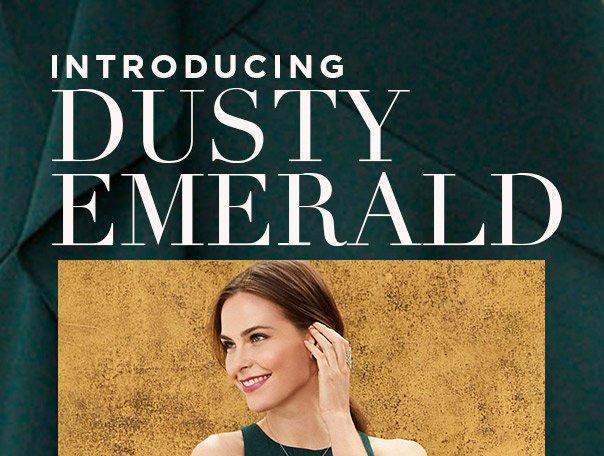 Shop Dusty Emerald