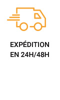 expédition en 24h/48h