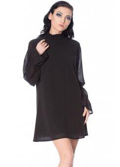 Black Lines Dress