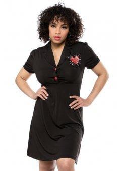 Voodoo Heart Rosie Dress