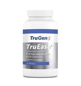 TruGen3 TruEase Phytocannabinoid-Rich Hemp Oil